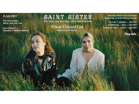Saint Sister Live Stream from The Complex