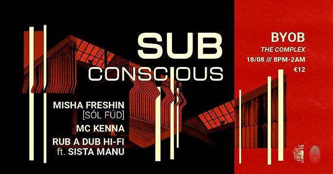 Subconscious Warehouse Showcase