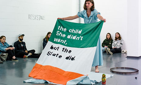 the child She didn't want, but the State