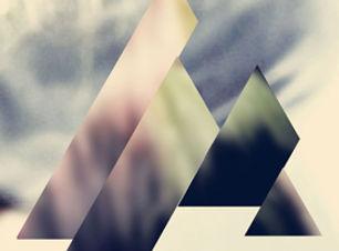 osammanhängande Triangle