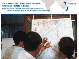 Climate Action Plans Need to be Linked to Implementation Mechanisms
