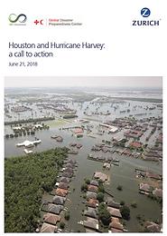 Houston and Hurricane Harvey ISET Intern