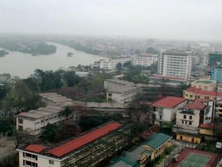 NEW STUDY HIGHLIGHTS URBAN CLIMATE CHANGE RISKS FROM HUE CITY (KÈM BẢN DỊCH TIẾNG VIỆT)