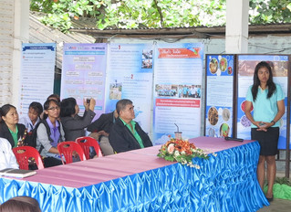 M-BRACE Showcases Intervention Projects in Phuket