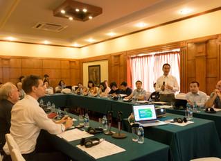 Resilience thinking in urban development in Vietnam