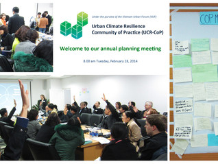 EXPERIENCES, VIEWS AND PRACTICAL IDEAS FLOW AT THE ANNUAL UCR-COP PLANNING MEETING