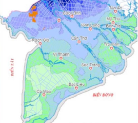 Urban Planning and Climate Resilience in the Mekong Delta