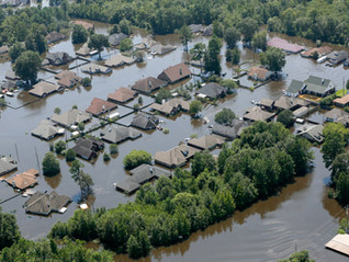 Flood Protection Infrastructure: The Fine Line Between Disaster Generation and Disaster Prevention