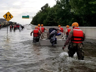 ISET to Research Business Recovery and Resilience After Hurricane Harvey Flooding in Houston