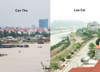 The Need for Integrating Climate Change Adaptation into Urban Planning and Development - Case Studie