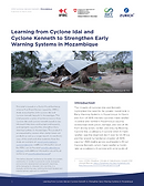Learning from Cyclone Idai_Mozambique_EW