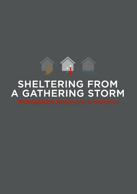 Sheltering From a Gathering Storm - Temp