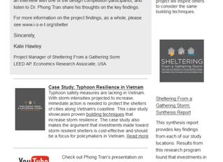Typhoon Resilience in Vietnam