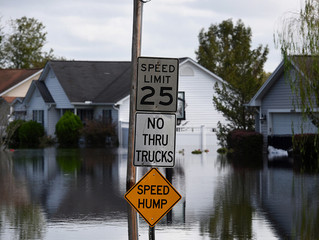 ISET Researchers to Conduct a Post Event Resilience Assessment of Hurricane Florence