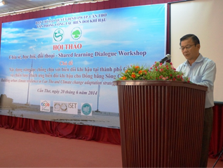 Climate Change in the Mekong Delta: Shared Learning and Dialogues in Can Tho (KÈM BÀN DỊCH TIẾNG VIỆ