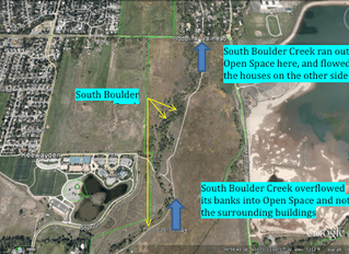 BOULDER FLOODS: RECREATION, BIODIVERSITY, AND FLOODS – OPEN SPACE IN BOULDER (PART 2)