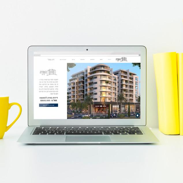 בניית אתרים   קידום אתרים - השדרה אילת