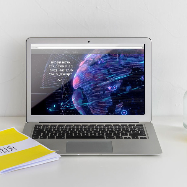 בניית אתרים | קידום אתרים - אלפא עסקים