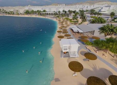 אושרה תוכנית בשווי מאות מיליוני שקלים לפיתוח ושיקום רצועת החוף של אילת