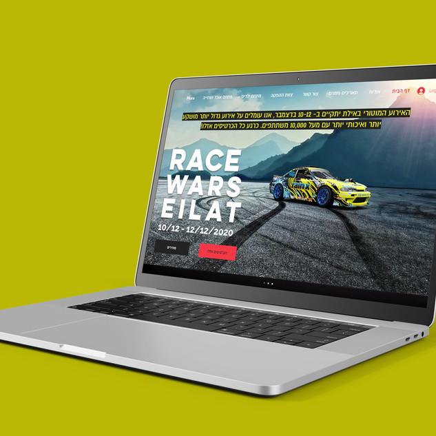 בניית אתרים   קידום אתרים - RACE WARS