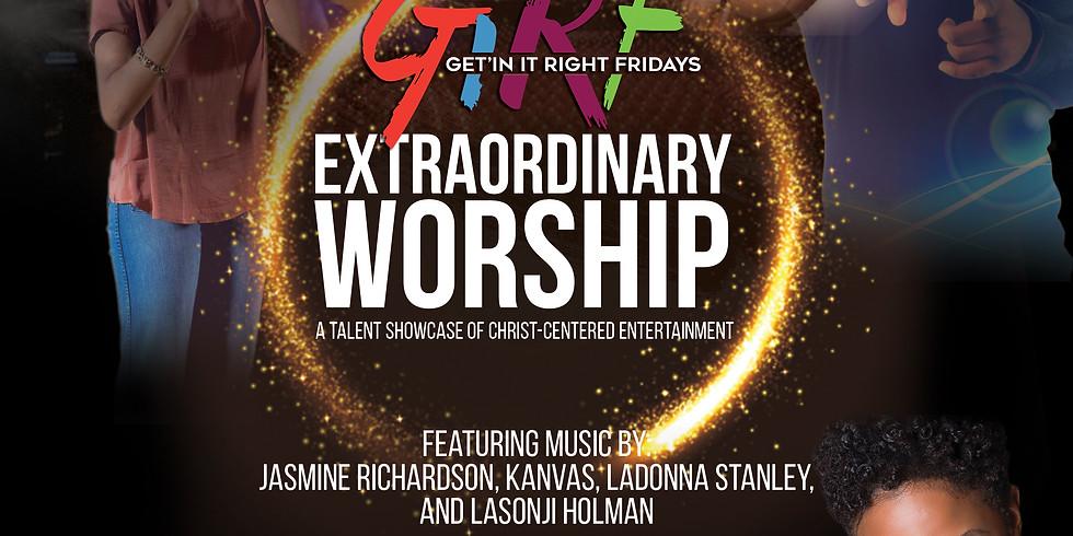 Extraordinary Worship