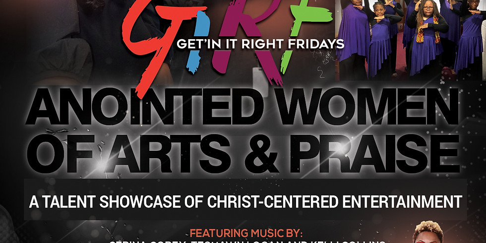 Anointed Women of Arts & Praise