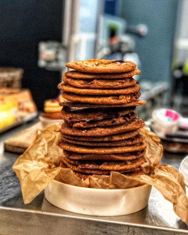 Giant cookies - the ultimate dunker - if