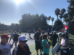 Grand Opening of San Gorgonio Park Pickleball Courts (2018)