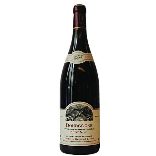 杜博士布根地紅黑皮諾紅葡萄酒 Domaine Dubois Bernard & Fils, Bourgogne Pinot Noir 2018