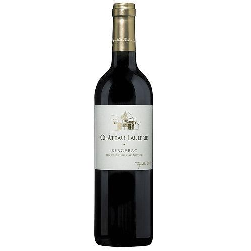 蘿樂莉莊園梅洛紅葡萄酒Château Laulerie AOC Bergerac Merlot Rouge 2016