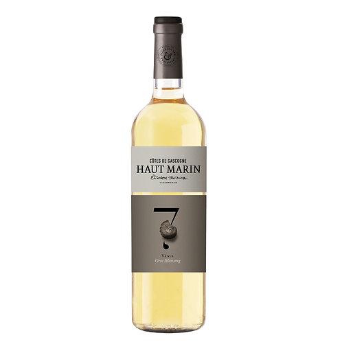 7號維納斯大蒙仙甜白葡萄酒Domaine Haut Marin VENUS Gros Manseng 2018