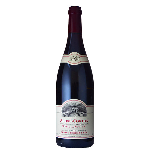 布根地杜博士老老藤紅葡萄酒 Domaine Dubois Bernard & Fils, Les Brunette, Aloxe-Corton 2013