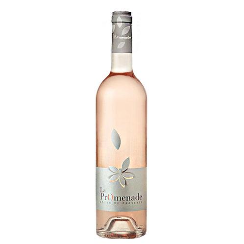 漫步普羅旺斯粉紅葡萄酒 La Promenade Côte de Provence Rosé 2017