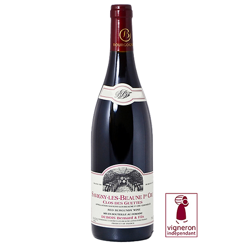杜博士布根地一級園紅葡萄酒 Domaine Dubois Bernard & Fils, Savigny-Lès-Beaune 1er Cru 2017