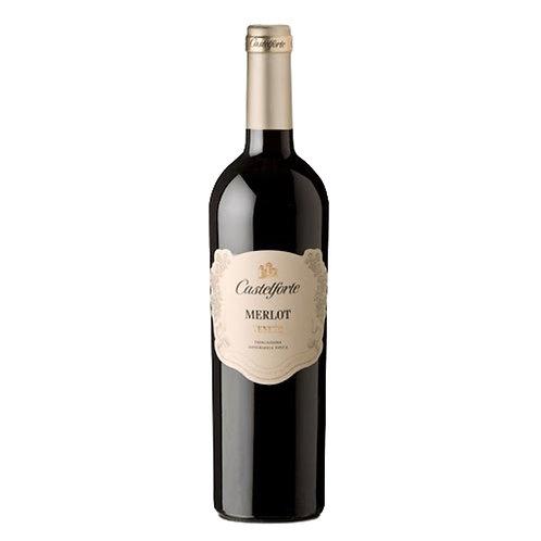 蘿朵莊園金色城堡梅洛特紅葡萄酒 RIONDO CASTELFORTE MERLOT IGT 2016