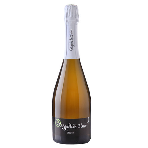 """月月葡萄園《日蝕》白葡萄汽泡酒 """"Eclipse"""" Crémant d' Alsace Blanc 2011, Vignobles des 2 Lunes"""