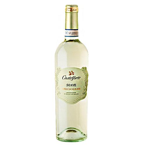 蘿朵莊園金色城堡蘇瓦維白葡萄酒 Riondo Castelforte Soave Colli Scaligeri DOC 2018