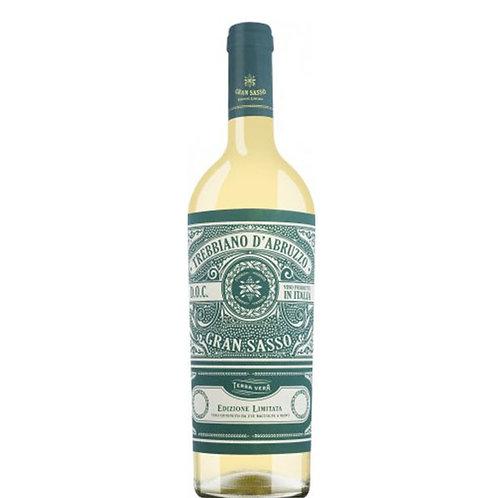 大薩索特比安諾限定款白葡萄酒 Gran Sasso Trebbiano DOC Limited Edition 2017