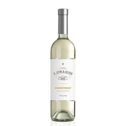 露娜蒂夏多內白葡萄酒 LUNARDI CHARDONNAY IGT 2018