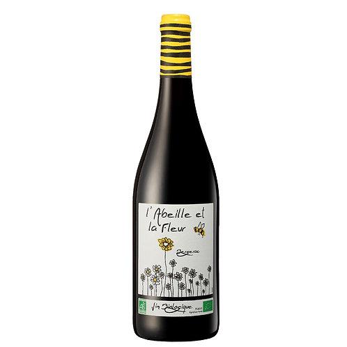 《蜜蜂與花》有機紅葡萄酒 L'Abeille et la Fleur Bergerac Rouge 2017