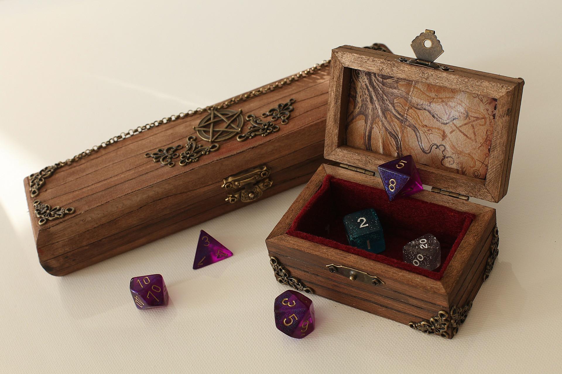 RPG Table #1 (12pm - 4pm) - DM/Lead