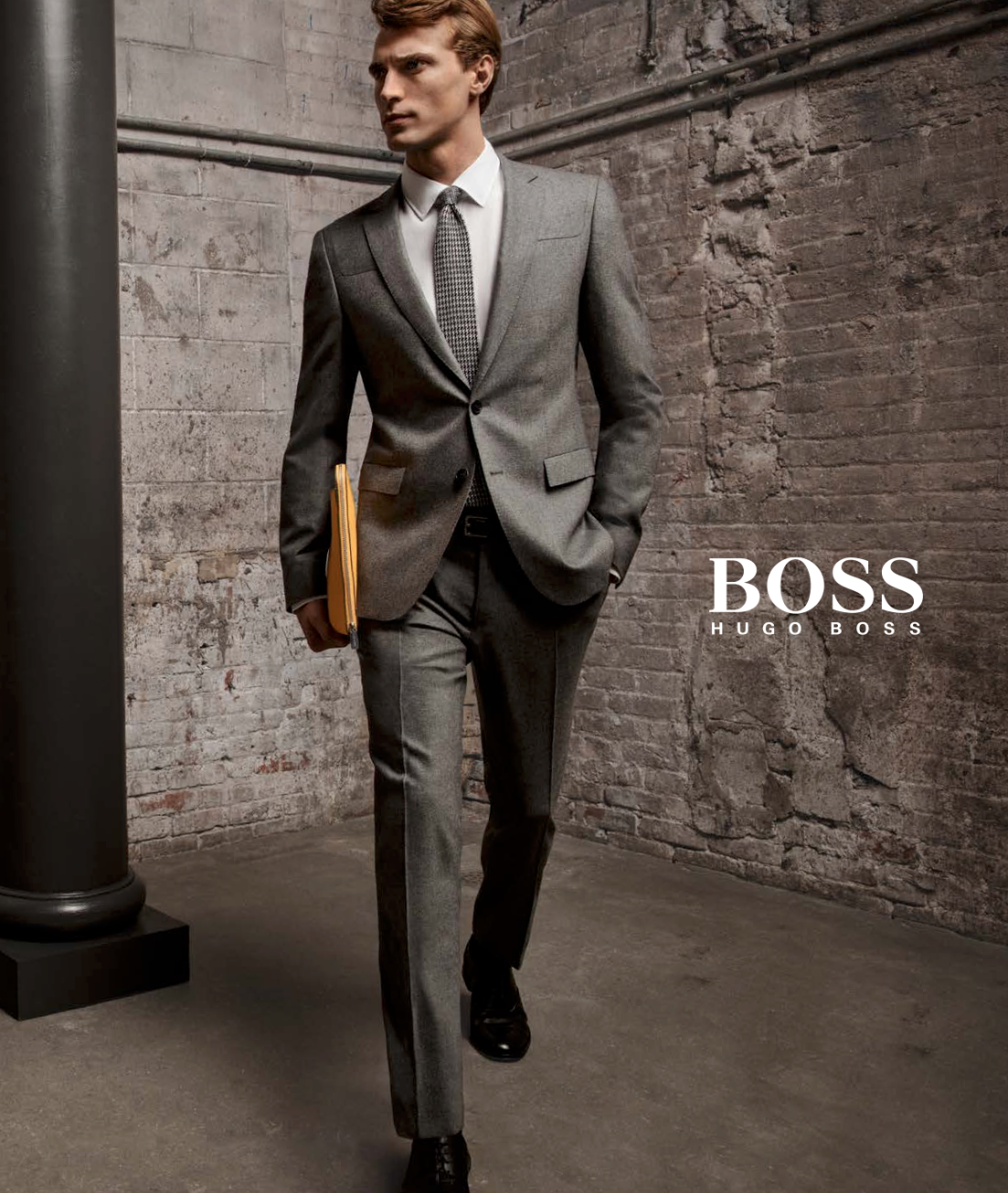Hugo Boss à Bayonne Gentleman
