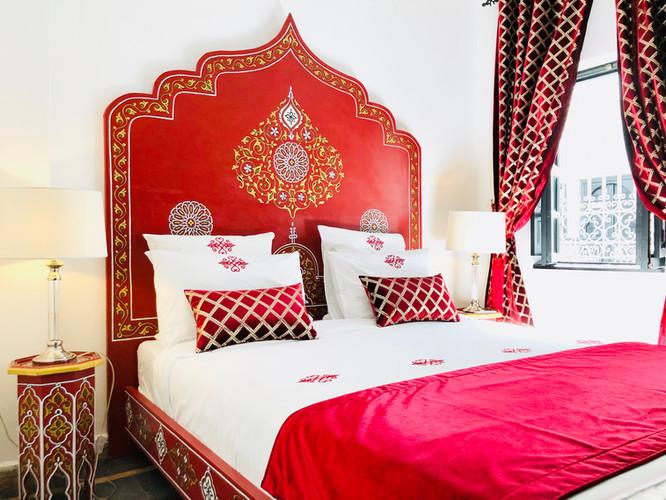 Suite Room Riad Chafia Boutique hotel Marra