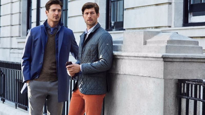 Collection Hackett AW 2016 Gentleman