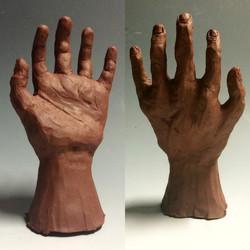 """""""mano trabajadora"""""""