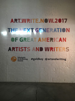 Scholastic Gallery Show In New York