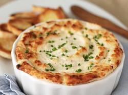 onion souffle