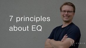 7 principles about EQ