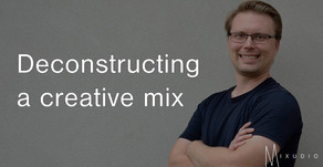 Deconstructing a creative mix
