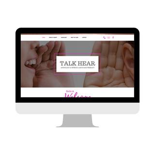 TALK HEAR AUDIOLOGY & SPEECH THERAPY
